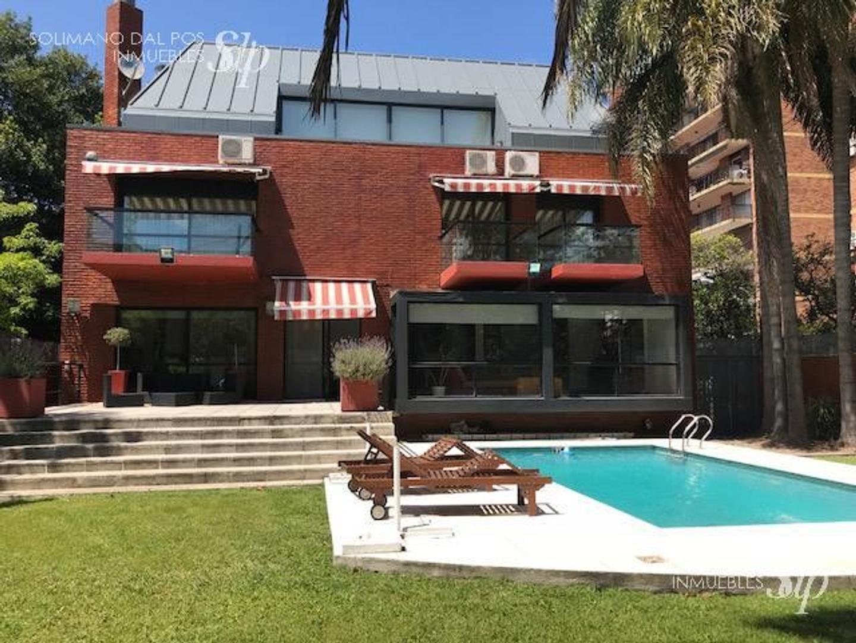 Casa en Venta en Olivos Quinta Presidencial - 7 ambientes