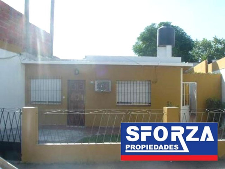 Casa americana en Jose c Paz