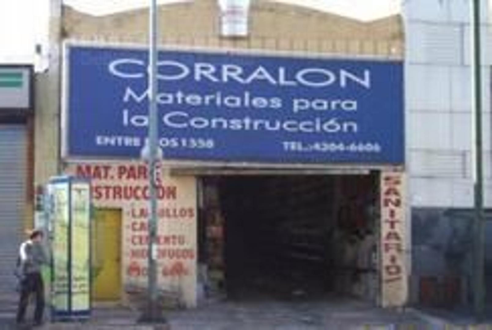 Lote sobre avenida en Constitucion San Cristobal para edificar