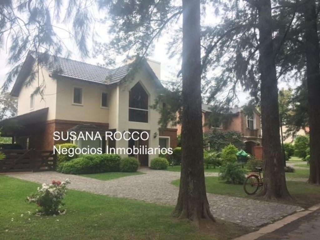 Impecable propiedad en La Peregrina - Pilar - SUSANA ROCCO Negocios Inmobiliarios