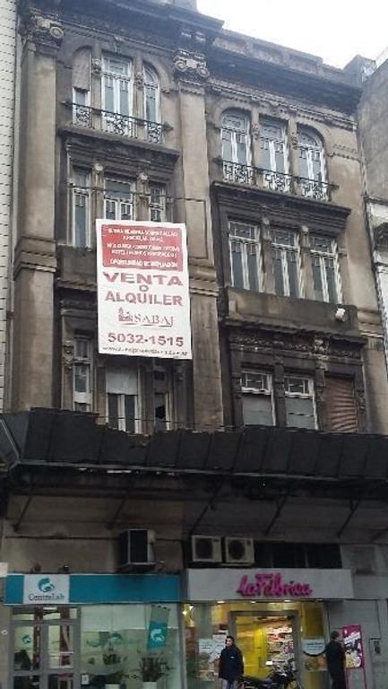 EDIFICO APTO HOTEL, OFICINAS, CONSULTORIOS, O CUALQUIER RUBRO A REFACCIONAR
