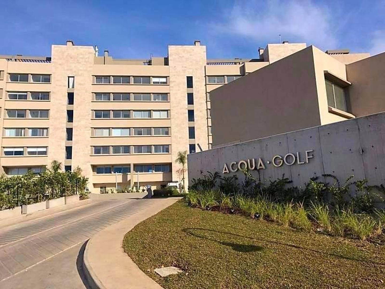 NORDELTA / ACQUA GOLF | Excelente Departamento con terraza - Increíble vista en alquiler