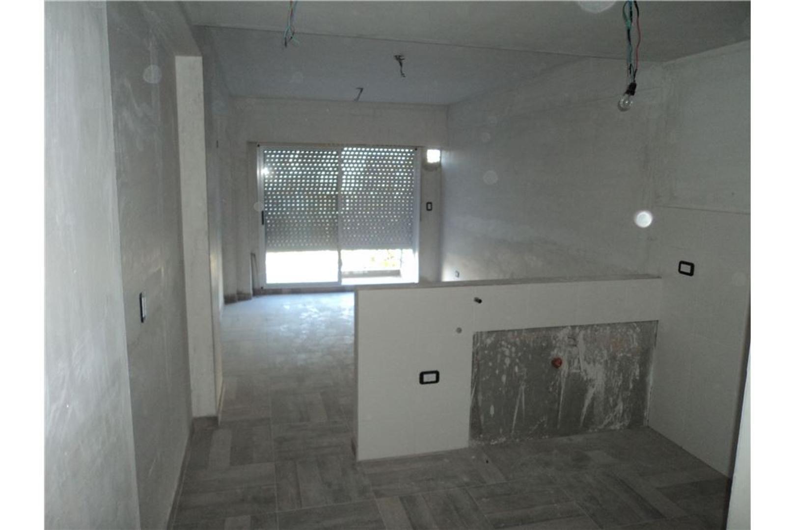 Departamento 2 ambientes en parque chacabuco