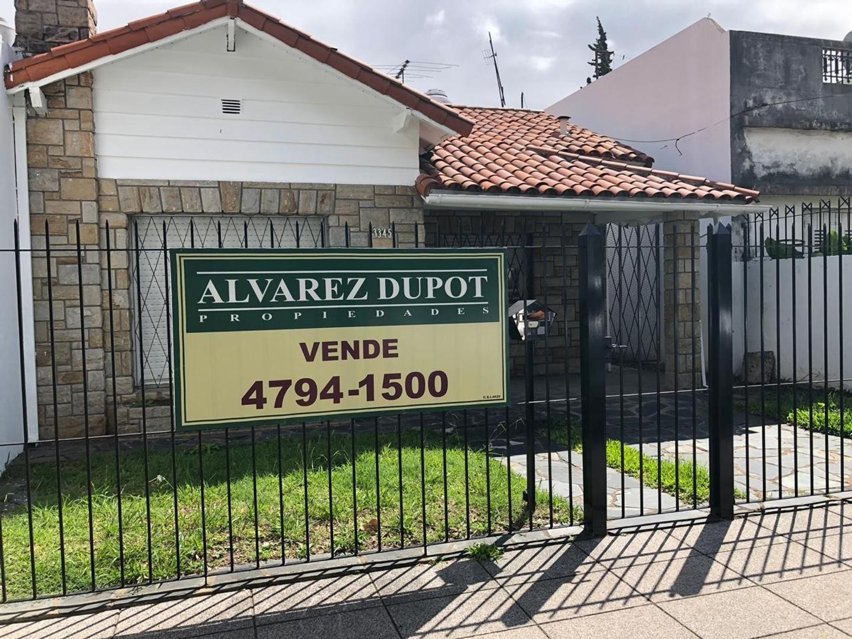(ALV-ALV-3724) Casa - Venta - Argentina, Vicente López - BUENOS AIRES 3300