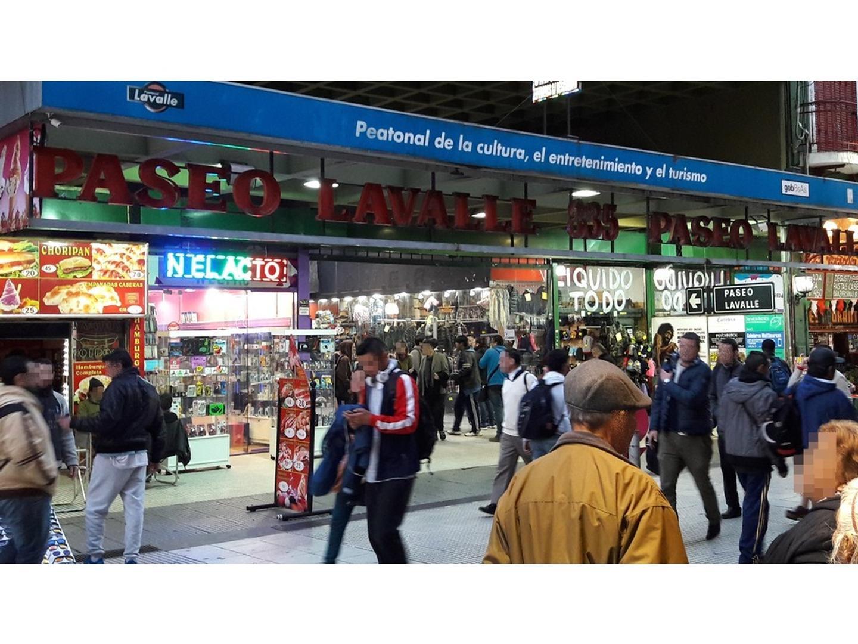 Local comercial en PASEO LAVALLE (Excelente Renta/Inversión) Oportunidad