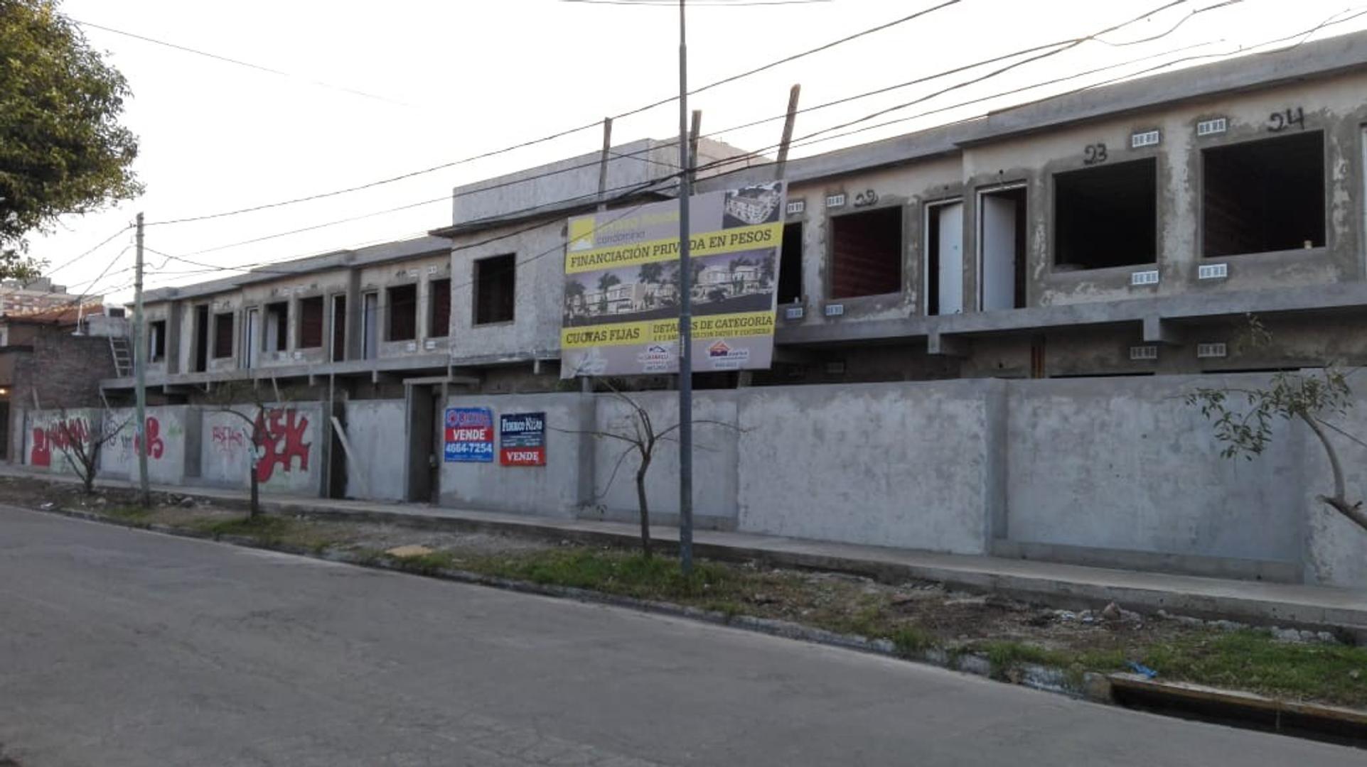 SAN MIGUEL - CONDOMINIO EIVISSA EN CONSTRUCCION - ENTREGA EN 9 MESES