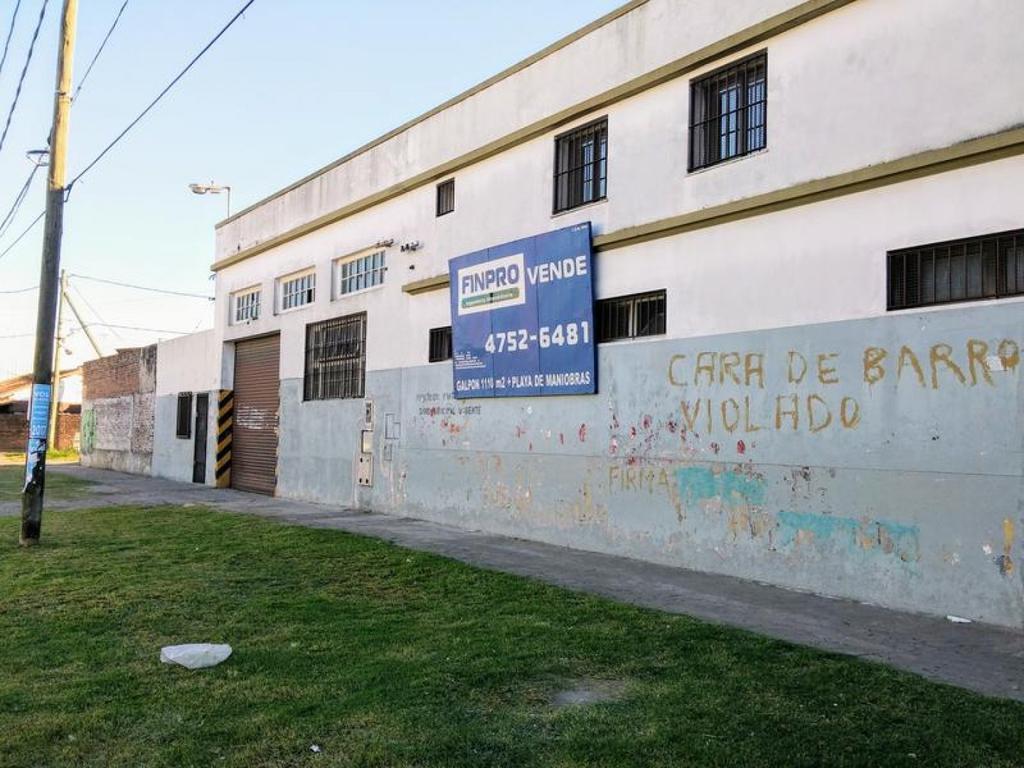 OPORTUNIDAD! Planta Industrial en venta, Zona Industrial. Ge
