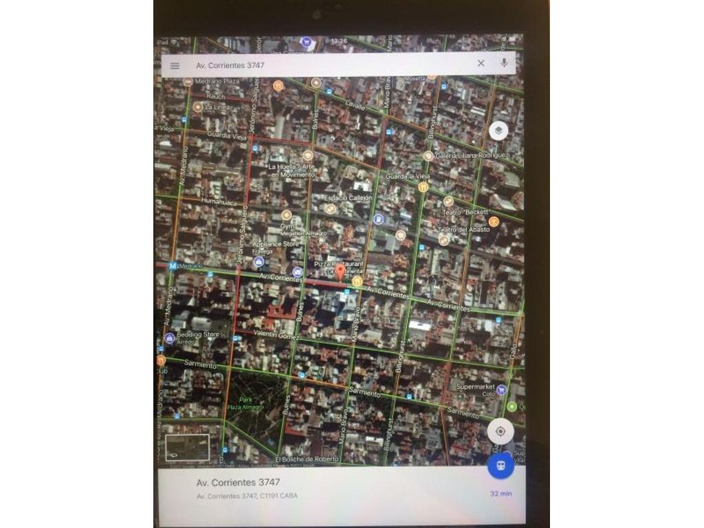Cochera - Alquiler - Argentina, Capital Federal - corrientes   AL 3700