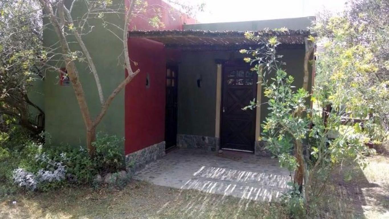 Cabañas EN VENTA – 1 Hectárea con Olivares - San Marcos Sierras.