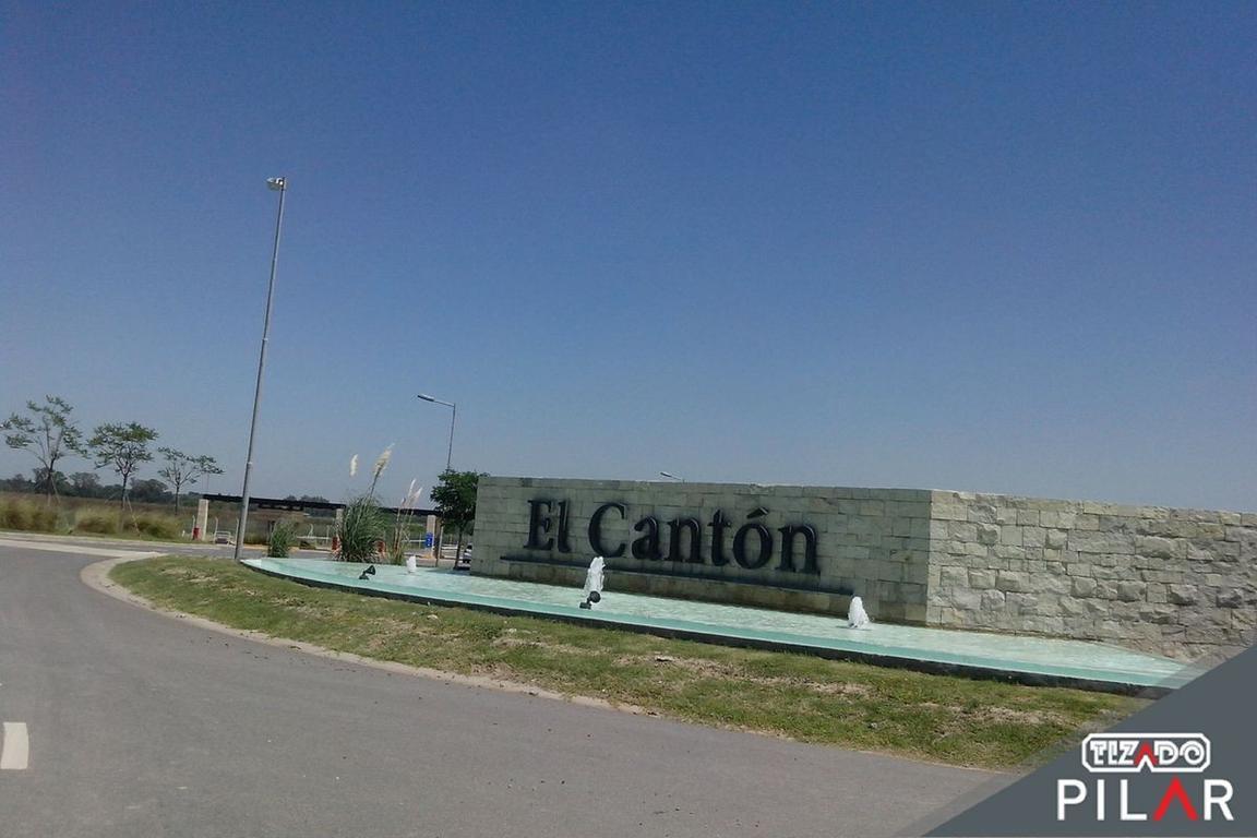 Tizado Pilar vende lote Terreno en Barrio El Canton, Escobar y alrededores - PIL3856_LP173891_1