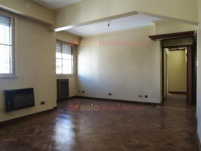 RECOLETA-  3 Ambientes - Arenales 2300 - VENTA: U$S 255.000 (con espacio de guarda)