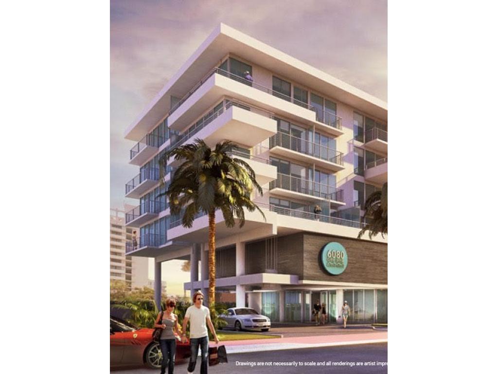 Departamento en Miami Beach