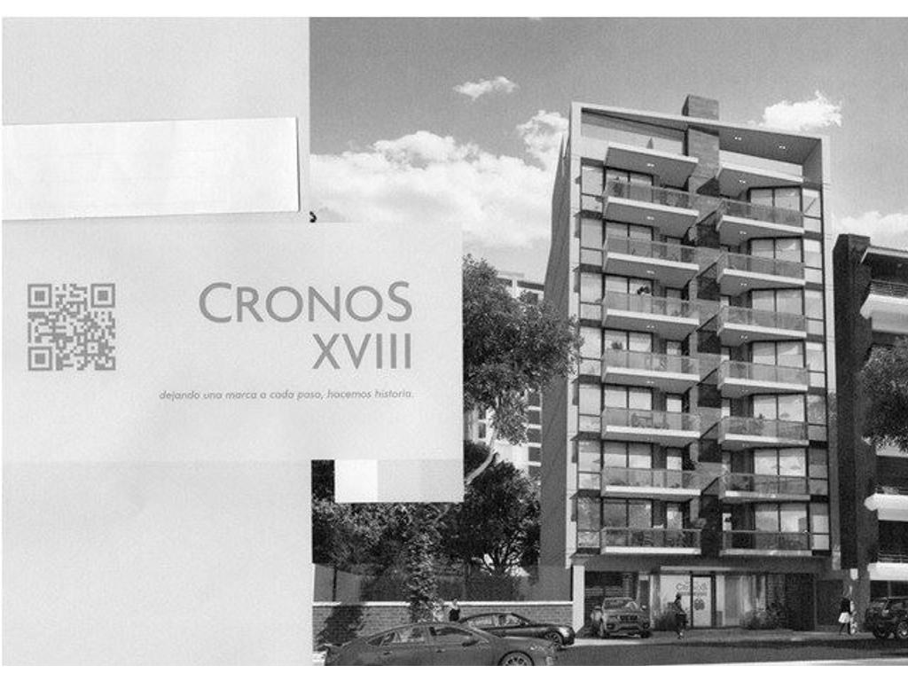 Edificio CRONOS XVIII semipisos a estrenar zona Playa Grande
