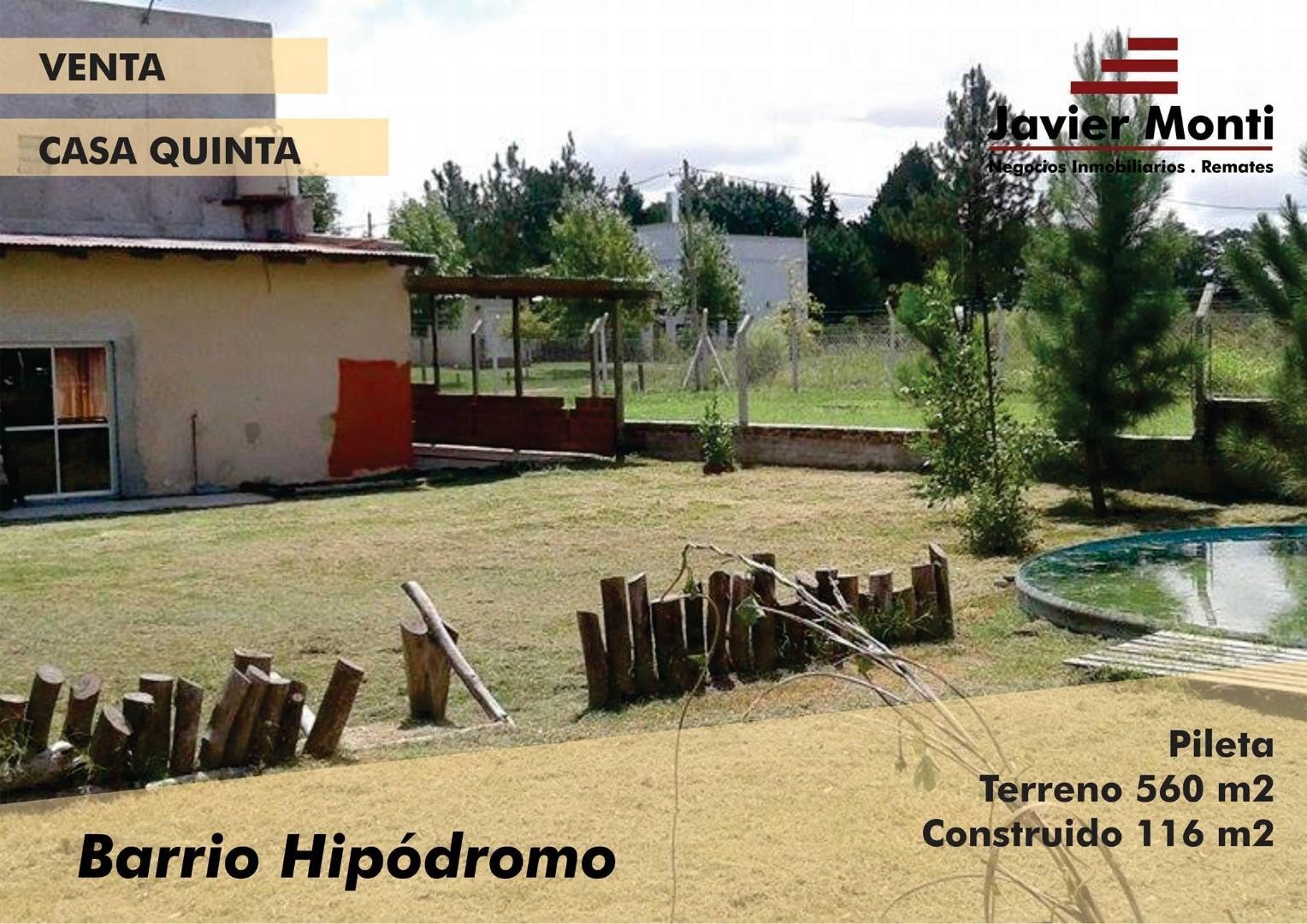 CASA QUINTA ZONA HIPODROMO