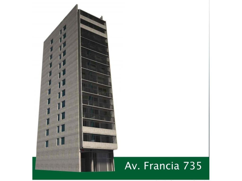 Departamento al POZO, Calidad Grupo 1 Desarrollos, 42 m2 exclusivos.