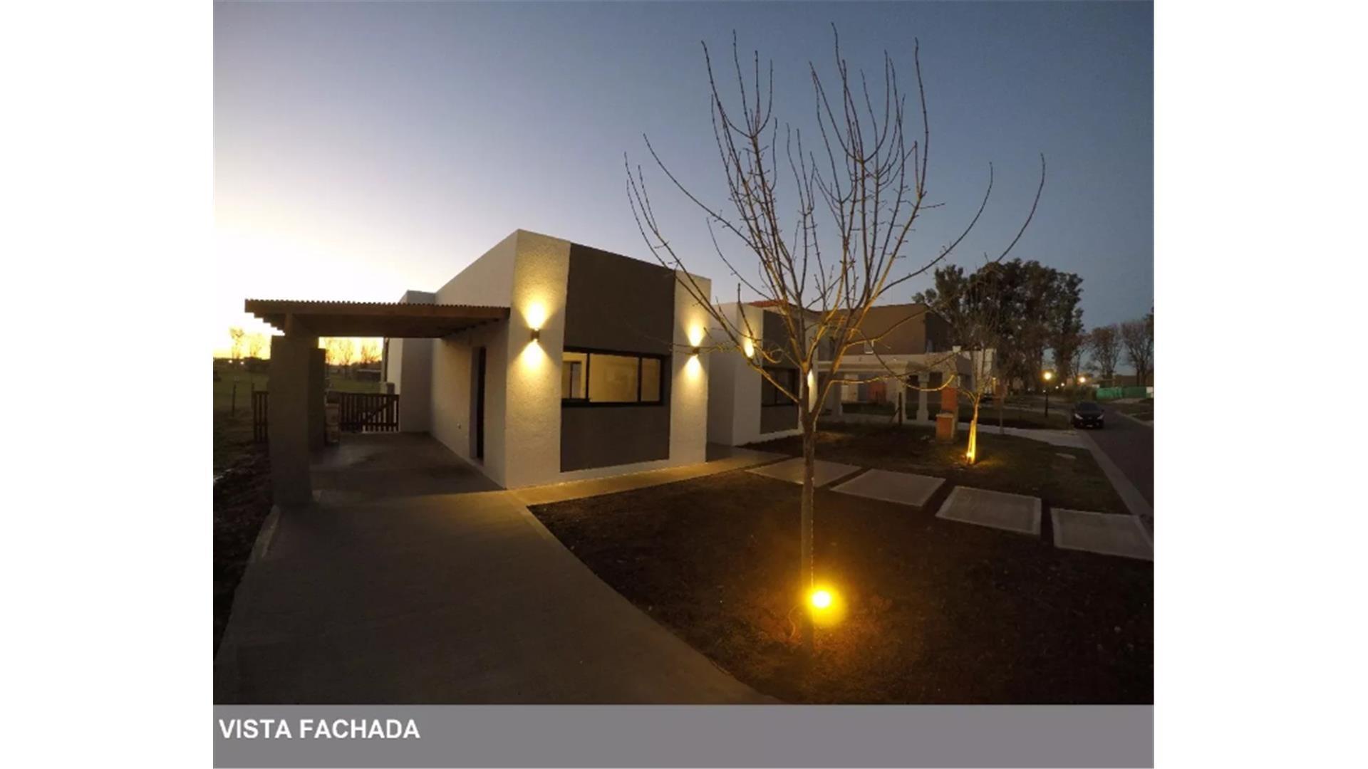 a Estrenar casa en Pilar del Este - Santa Guadalupe
