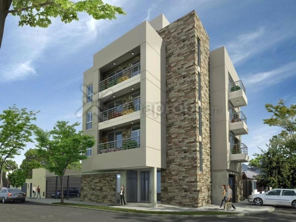 Venta Pre Construcción - Mendoza 1100 Lanús Oeste - Edificio a construir -