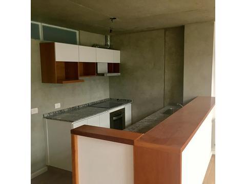 A estrenar ! excel diseño, tipo loft, 2/ 3 ambientes, 2 bños, cochera, amenities !